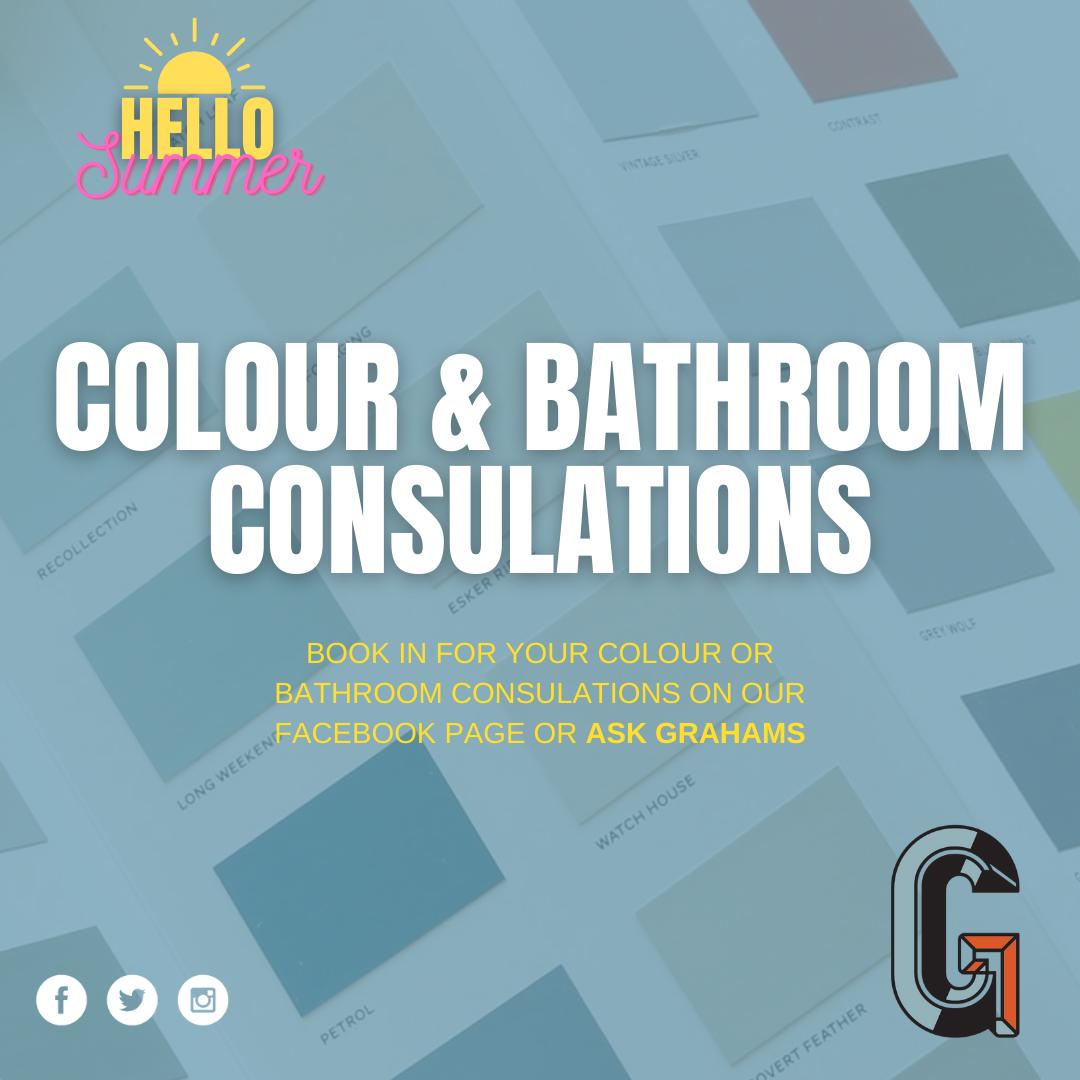Builders Merchants Paint Bathrooms