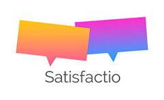Logo de satisfacio