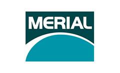 Logo de Merial