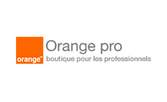 Logo d'Orange Pro
