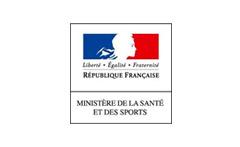 Logo du Minsitre de la Santé et des Sports