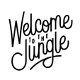 logo de welcome to the jungle