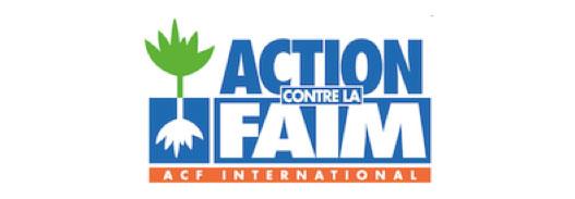 Logo du projet action contre la faim