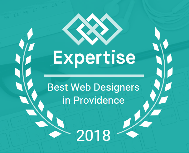 Expertise Award - Best Web Designers in Providence in 2018