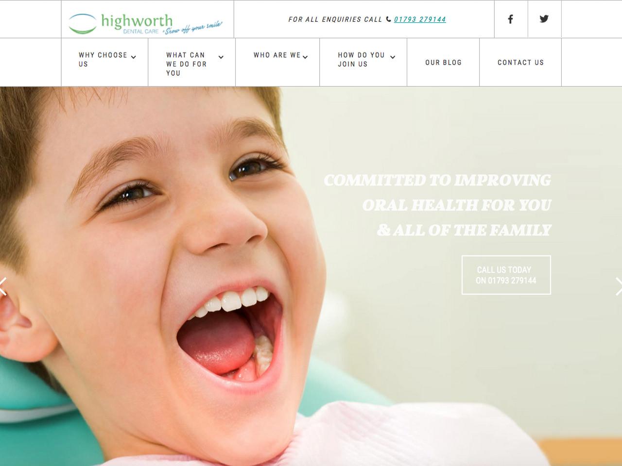 Spotlight On: Highworth Dental