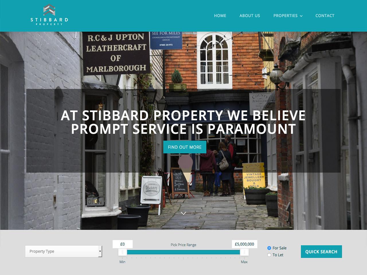 Spotlight On: Stibbard Property
