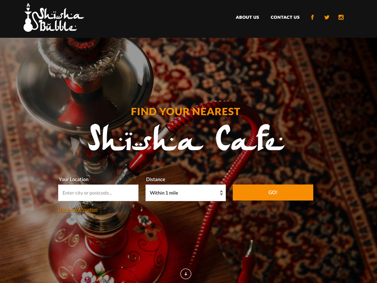 Spotlight On: Shisha Bubble