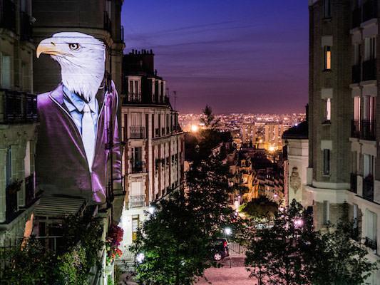 Hipster Animals - Paris