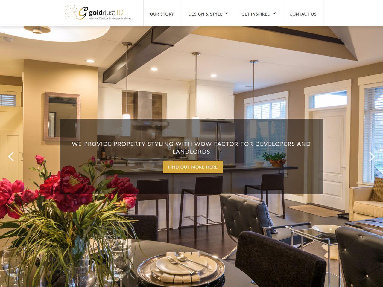 Spotlight On: Golddust ID Interior Design