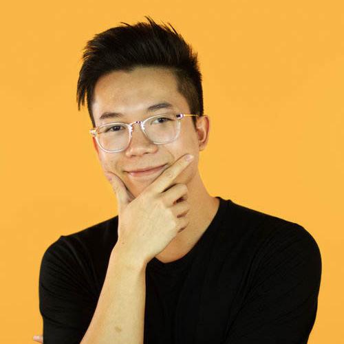 Headshot of David Luong