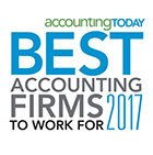 Accounting Today Best Accounting Firms to Work For