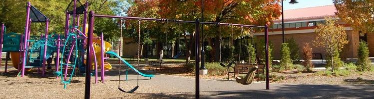 Evanston playground