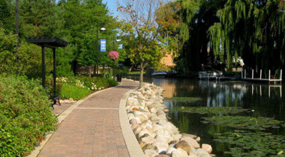 McHenry riverwalk
