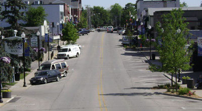 Downtown McHenry