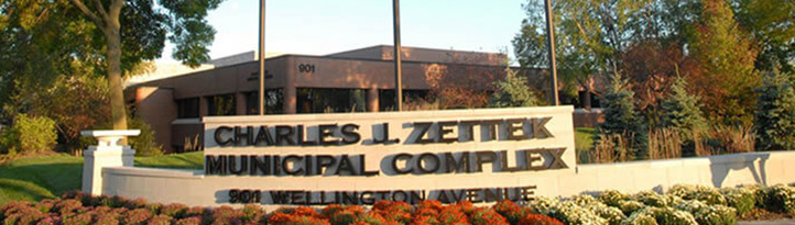 Elk Grove Village Charles J. Zettek Municipal Complex