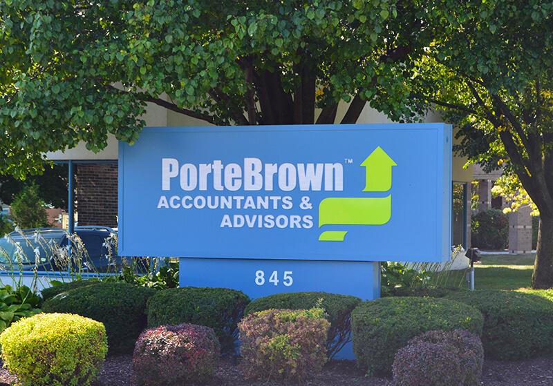 Porte Brown Elk Grove Village Office