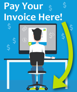 Client Paying an Invoice Online
