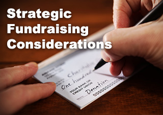 Strategic Fundraising Considerations Webinar