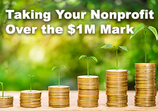 Taking your Nonprofit Over the $1M Mark