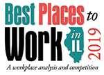 Named One of the Best Places to Work in IL