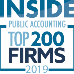 Inside Public Accounting Top 200 Firms of 2019