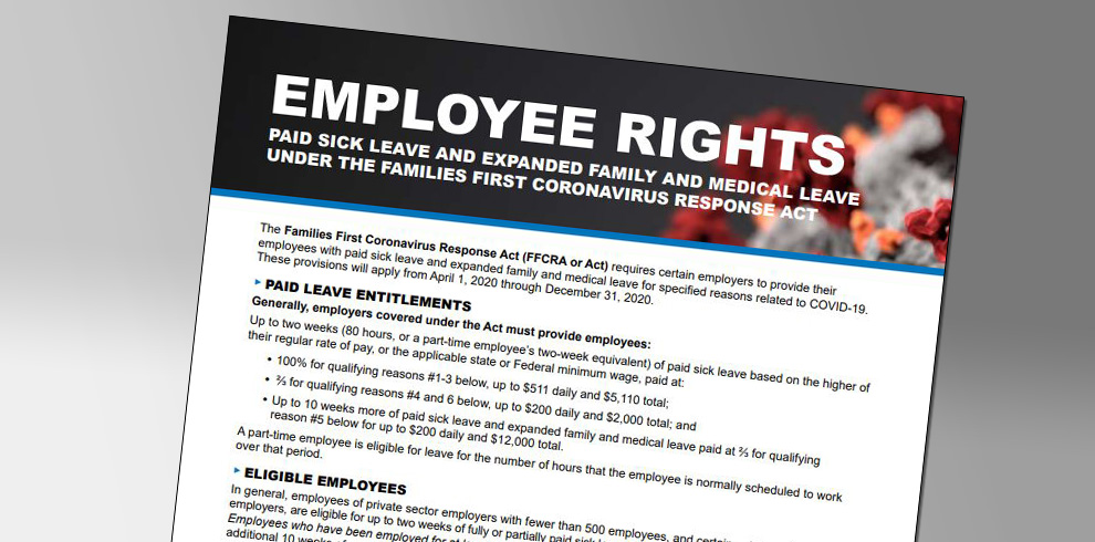 Employee Rights During COVID-19