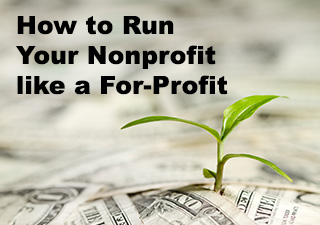 Money Plant: How to Run Your Nonprofit like a For-Profit