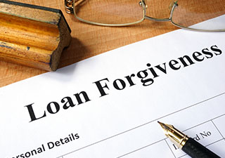 Loan Forgiveness form