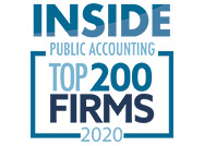 Inside Public Accounting - Top 200 Firms 2020