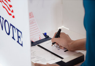 Voting Booth - Guide to Investing in an Election Year