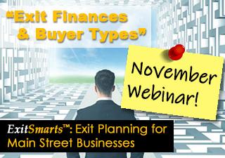 ExitSmarts - November Webinar