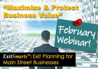 ExitSmarts - February Webinar