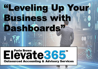 Elevate365 - Leveling Up Your Business with Dashboards