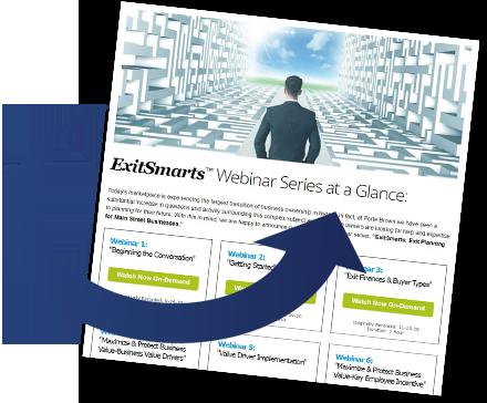 ExitSmarts Webinar Series Collection