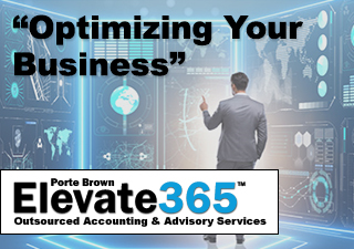 CFO/Controller Advisory Services - Optimizing Your Business
