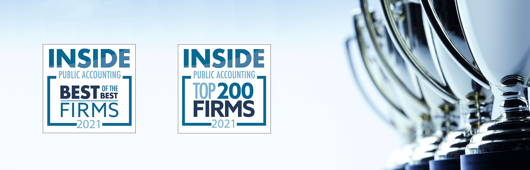 INSIDE Public Accounting Names Porte Brown as a national Best of the Best Firm
