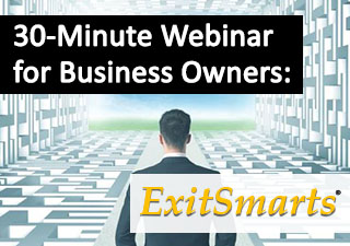 30-Minute Webinar - Exit Planning - Getting Started