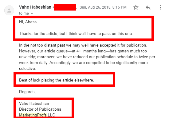 How to Effectively Pitch Your Content to Editors And Get Published