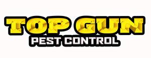 Top Gun Pest Control Logo