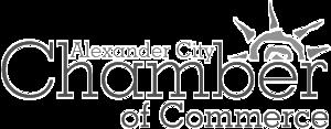 Alexander City Chamber of Commerce Logo