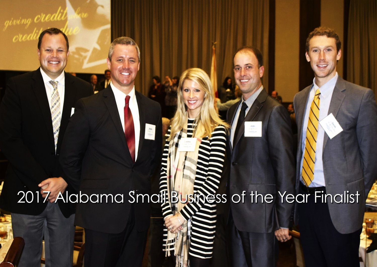 2017 Alabama Small Business of the Year Finalist