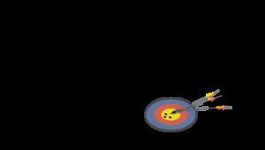 The Sure Shot Logo