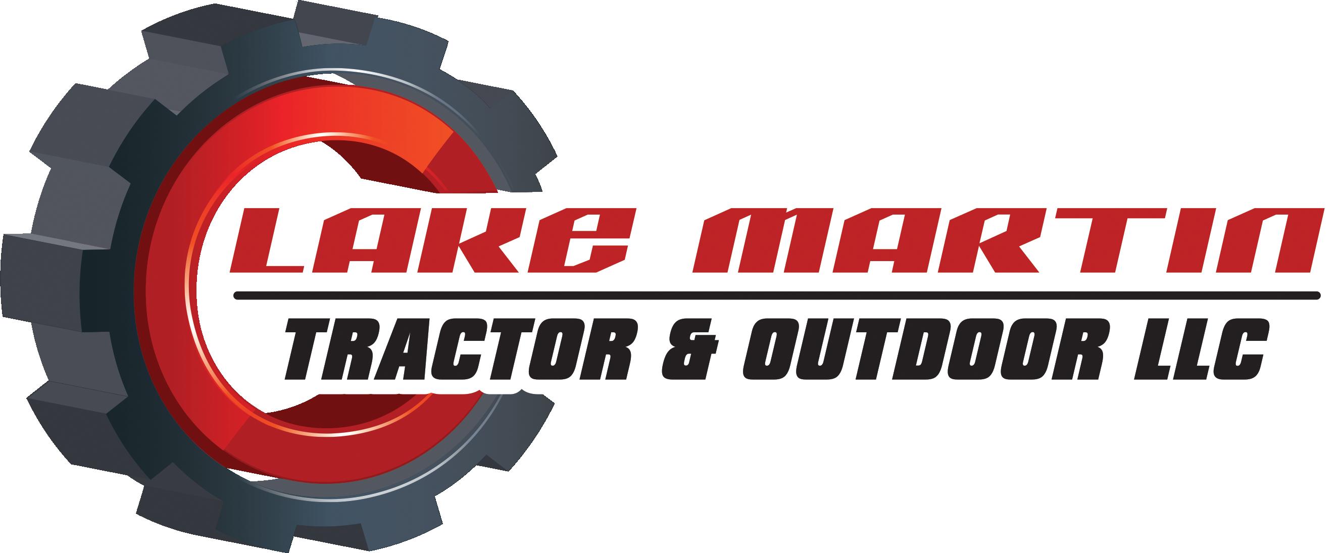 Lake Martin Tractor & Outdoor Logo