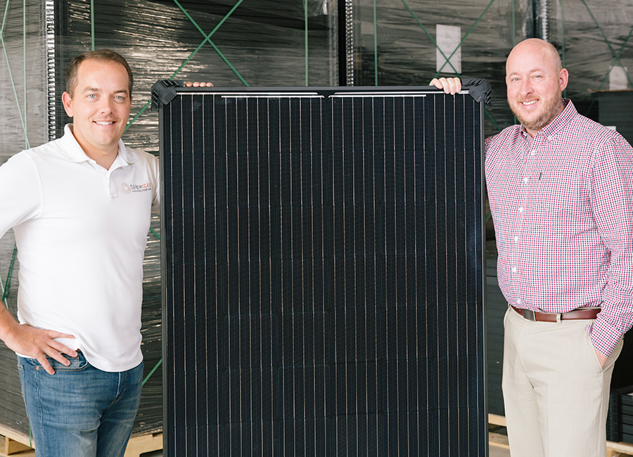 A letter from Shine Solar CEO, Nick Gorden