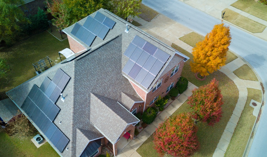 solar is a great renewable energy choice for your home