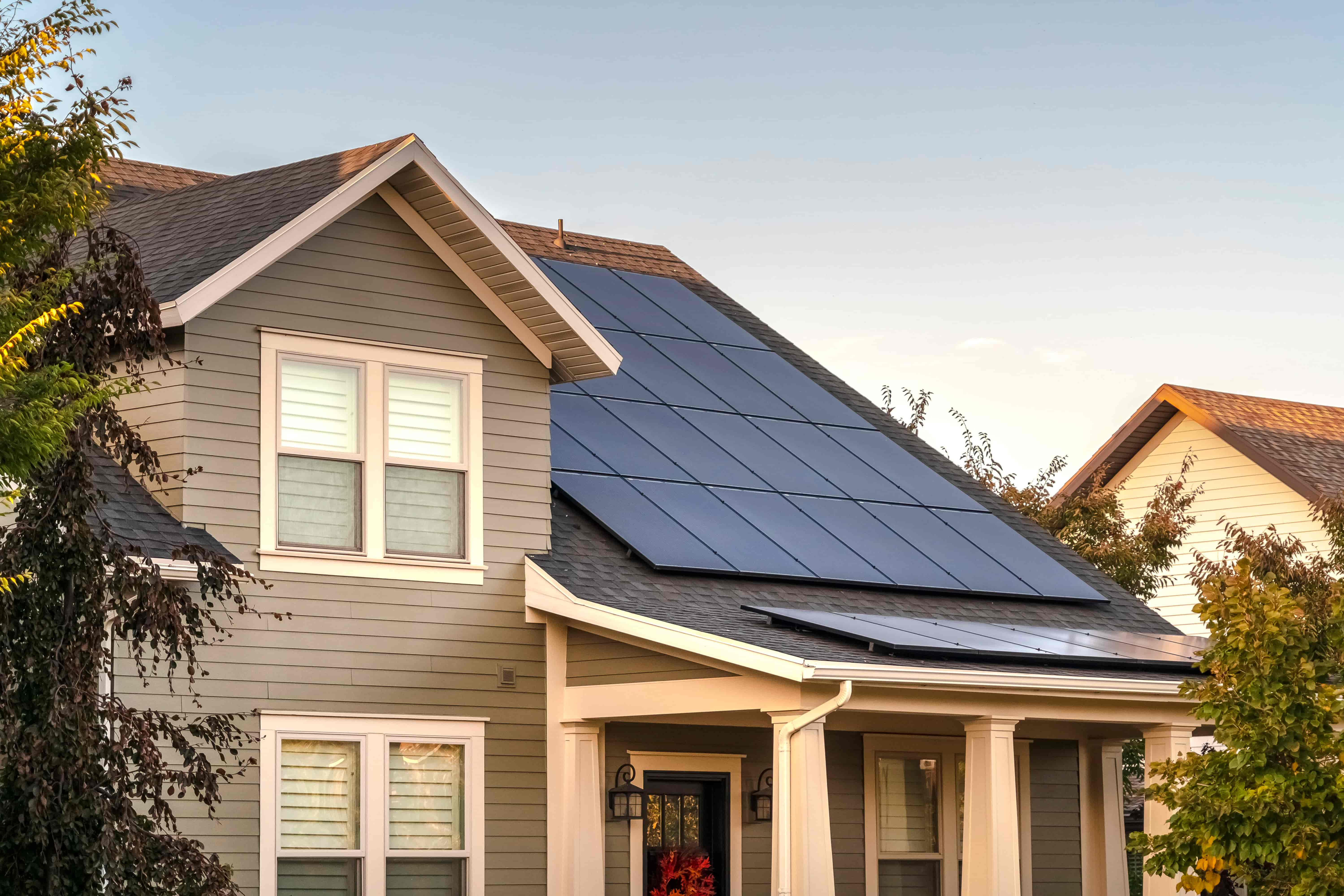 where is the best location for home solar panels?