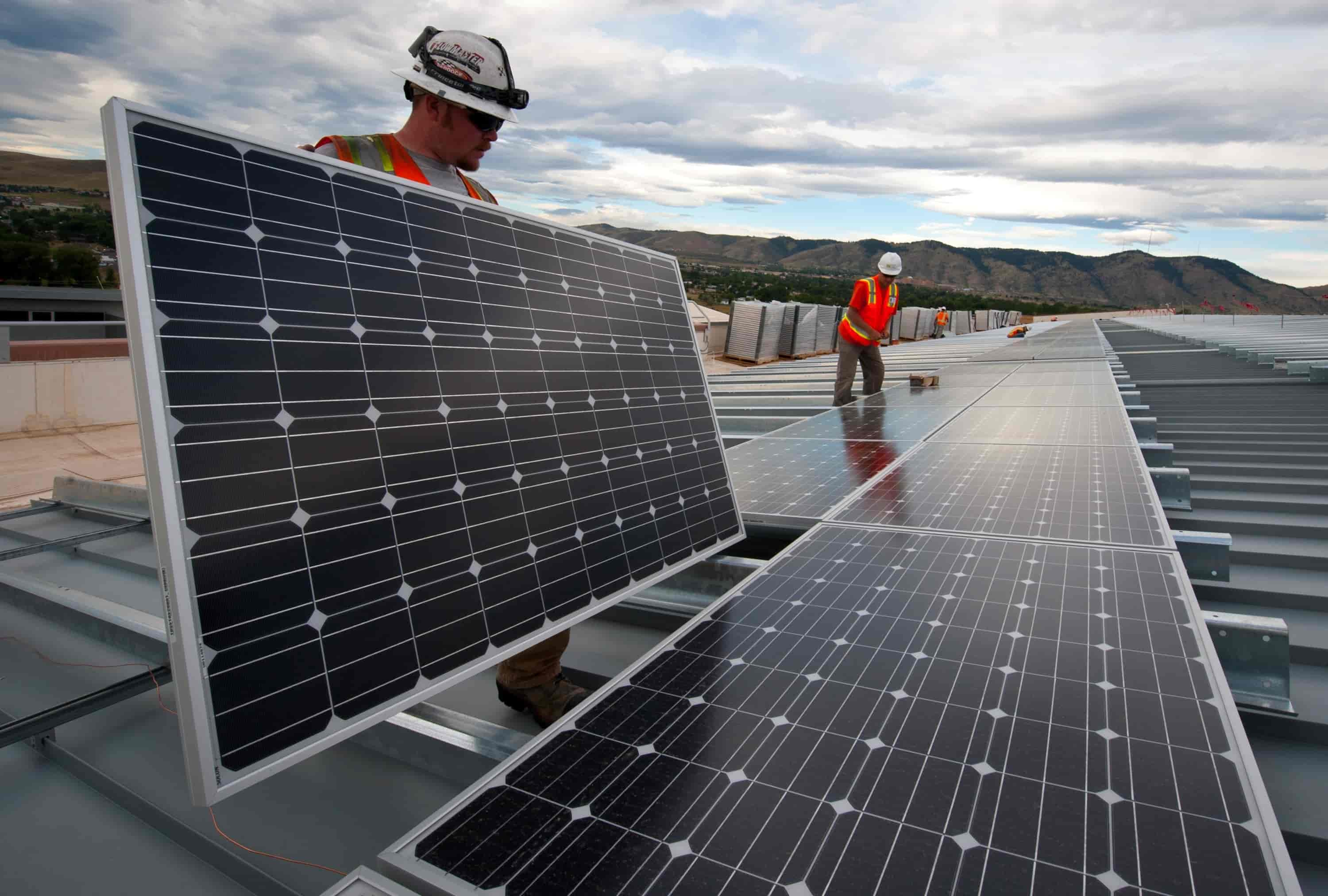 What is NABCEP solar panel certification?