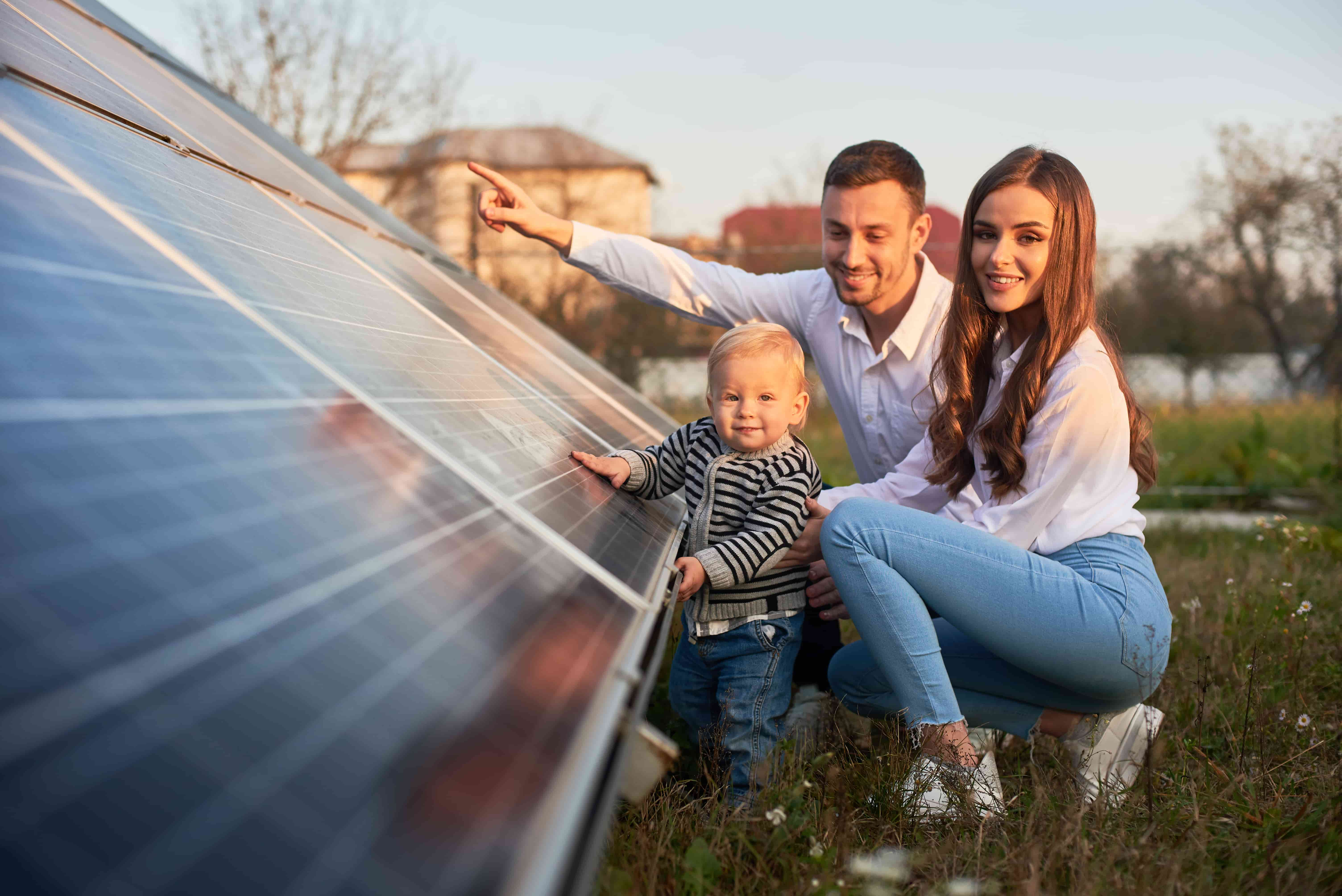 Solar panels operate very well in Arkansas and Missouri
