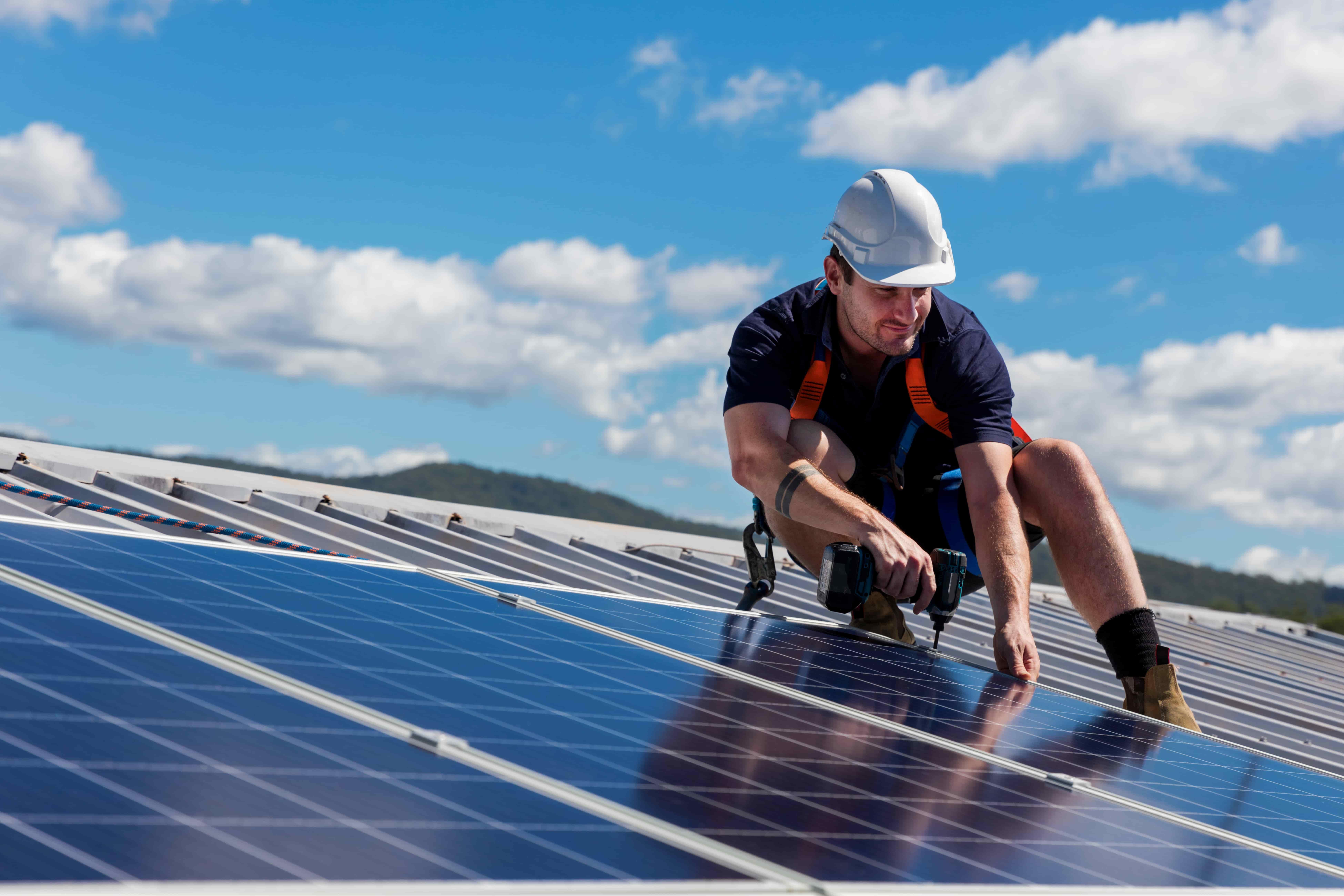 How many solar panels will you need?
