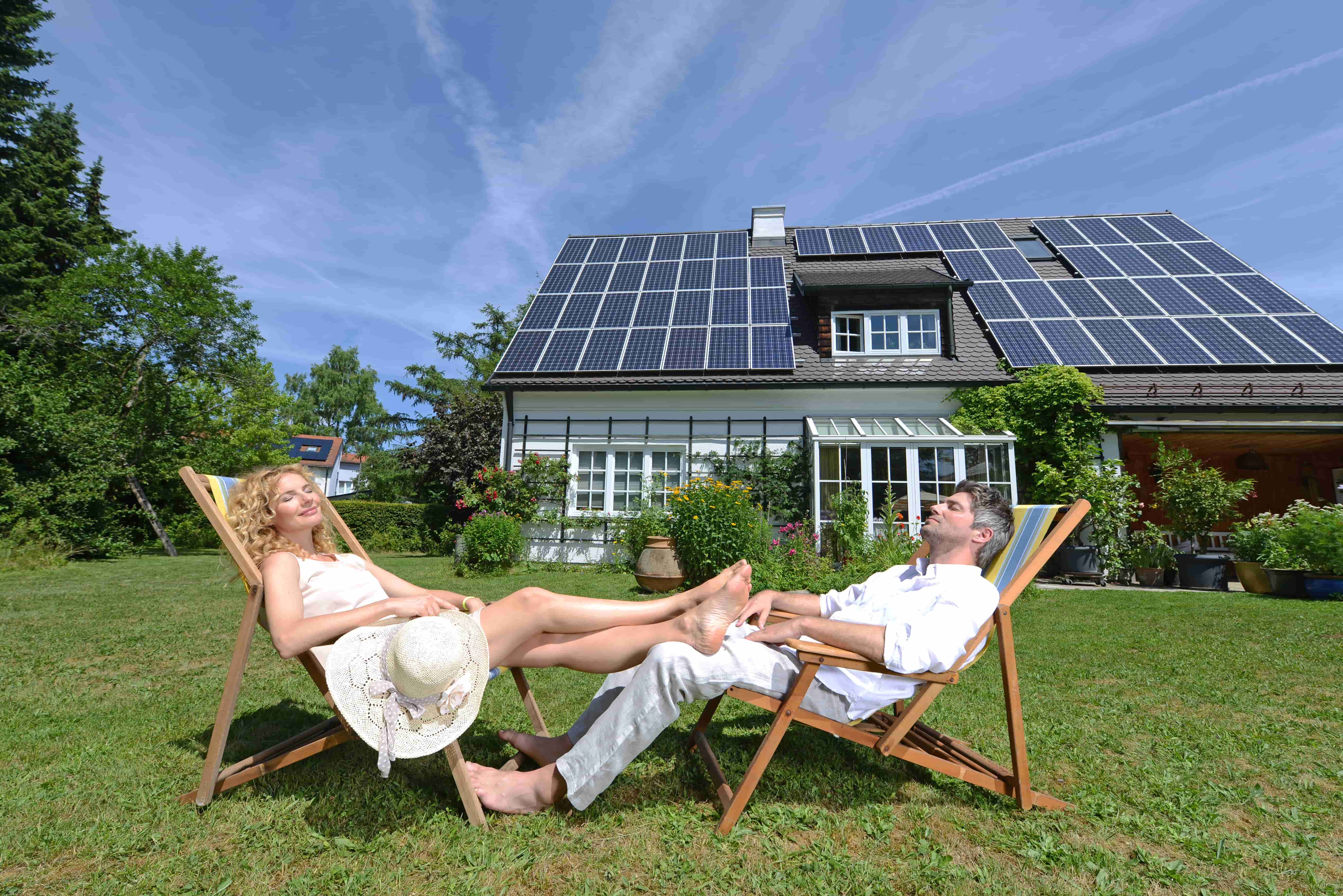 Guide to installing a solar panel system